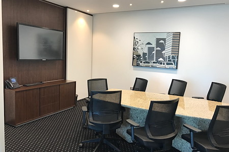 Servcorp Tower One Barangaroo - Smaller Boardroom - Seats 8