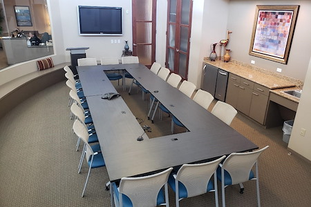 Joseph Chris Partners - Lake-Side Industrial Conference Room