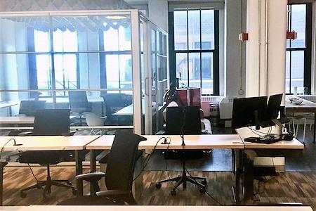 Coalition Space | Millennium Park - Office Suite for 6