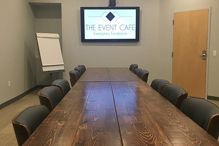 The Event Cafe - Griffin Boardroom