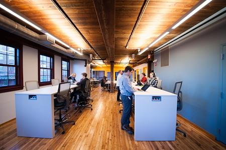 Workbar Arlington - Part-Time Open Desk