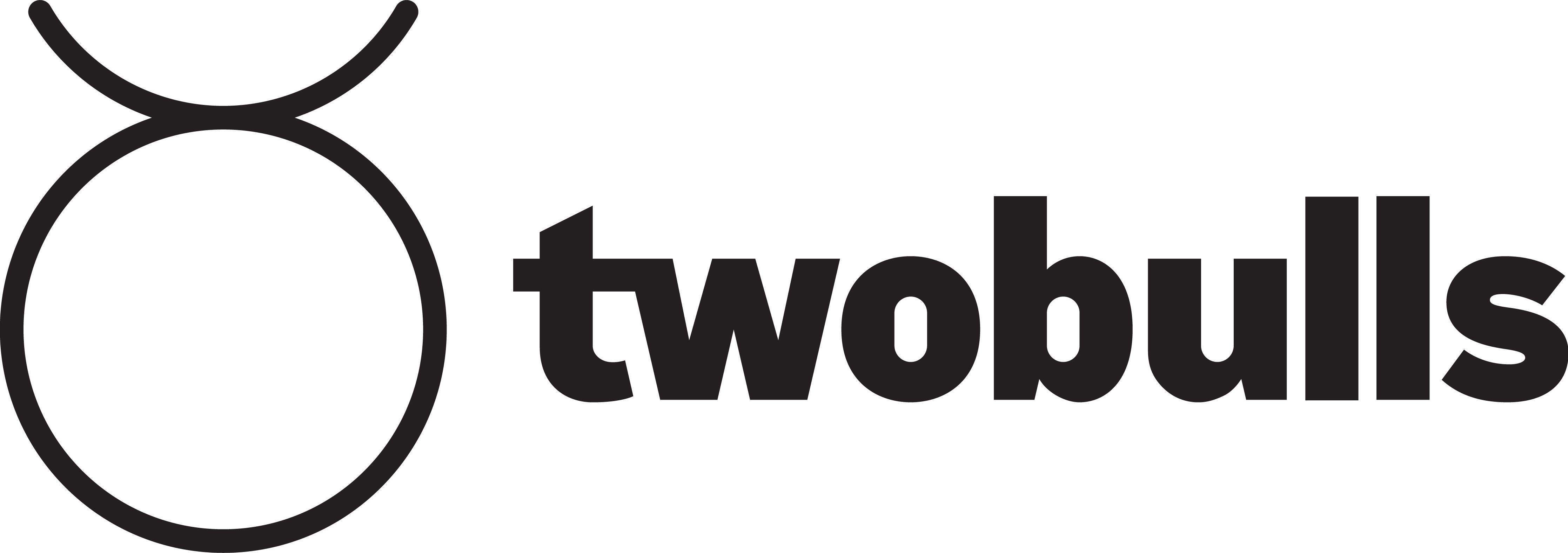 Logo of Two Bulls