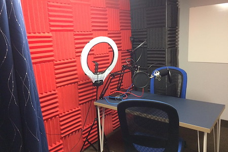 Mesa Meets Here - Podcasting or video recording space