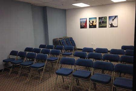 AFP Pasadena - Small Training Room