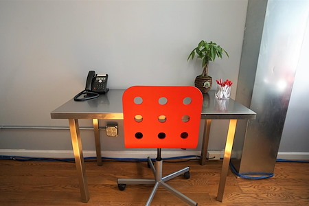 Flex Office Space - Dedicated Desk