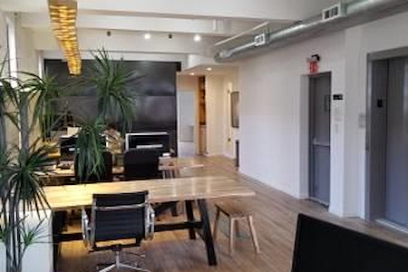 Conquest Advisors - NYC LES Chinatown Office Sublet