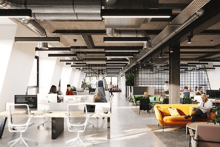 Knotel - 80 Old Street - Office Suite - E3
