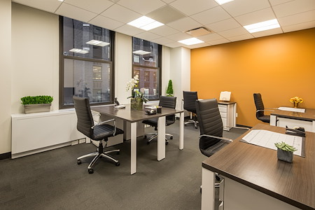 Virgo Business Centers Penn Plaza - Private Window Office near Penn Station