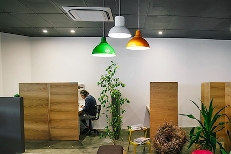 Nestspace Business Hub - Private Cubicle