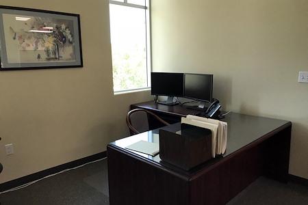 California Corporate Benefits - Private office