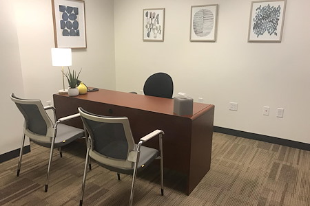 Office Evolution - Broomfield/Interlocken - Executive Office with Great Views!