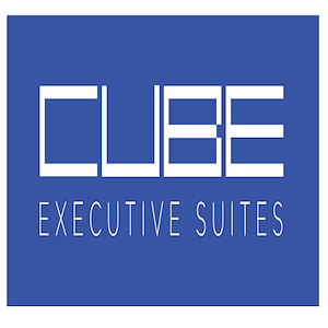 Logo of CUBE Executive Suites at Market Street