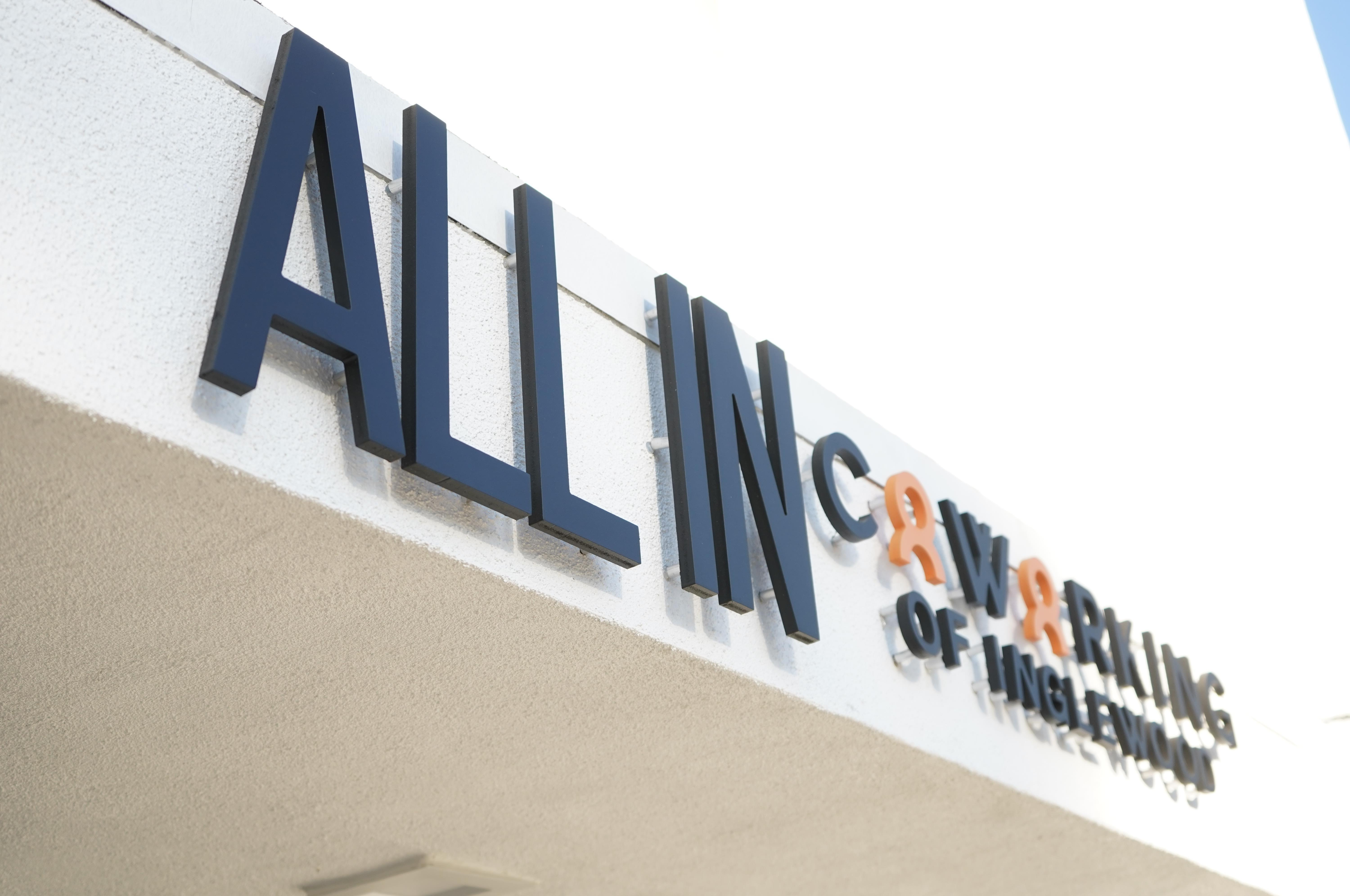 Logo of All In Co-Working