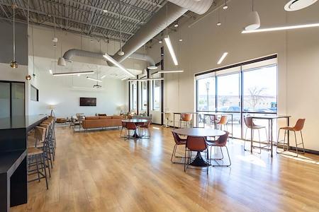 Venture X | Las Colinas - Community Plan