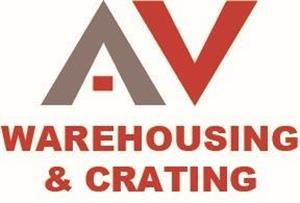 Logo of AV Warehousing and Crating