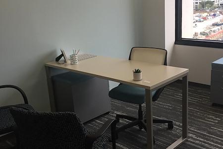 Metro Offices - Greensboro - Private Office