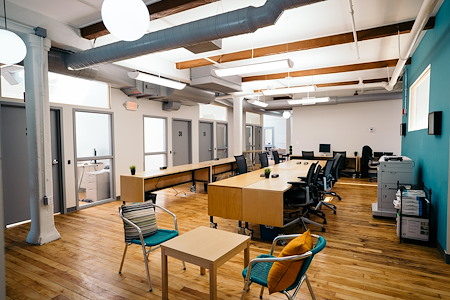 Coalition Space | Boston - Daytime Coworking