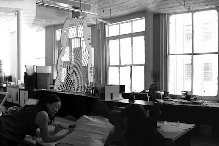 Obra Architects - Dedicated Desk 1