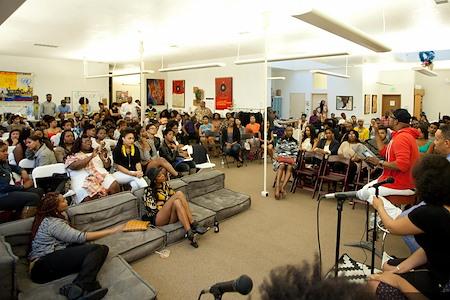 Oakstop - The Broadway Event Suite