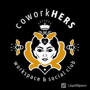 Logo of coworkHERS