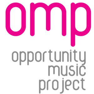 Logo of Opportunity Music Project (OMP)