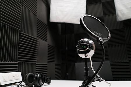 Local Office - Podcast Studio