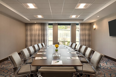 Homewood Suites Arlington Rosslyn Key Bridge - Turnbull Boardroom
