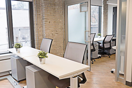 iQ Offices | 545 King Street - Dedicated Desk