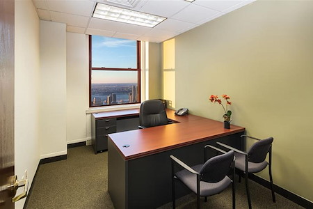 Virgo Business Centers Empire State - Window Office in Empire State Building