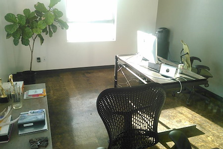 Work Evolution - Private Office