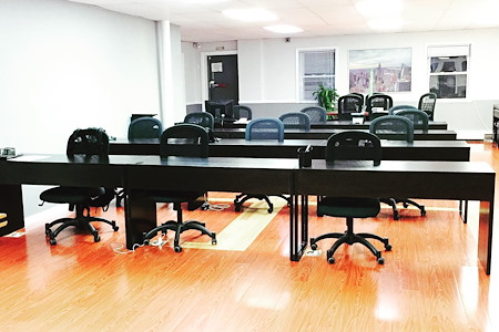 Coney Island Co working space - Dedicated Desk 1