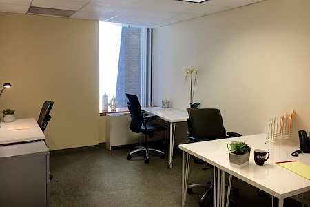 Carr Workplaces - Financial District - Dedicated Desk