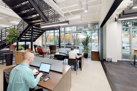 Serendipity Labs Alpharetta - North Point - Dedicated Desk
