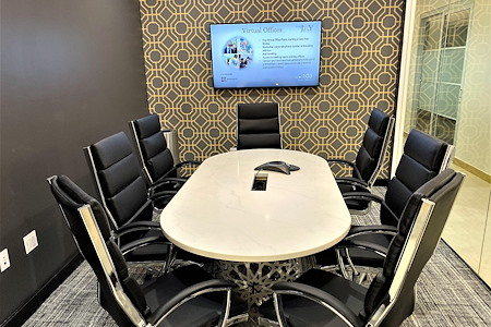 Jay Suites Plaza District - High Tech Modern Meeting Room B -50% OFF