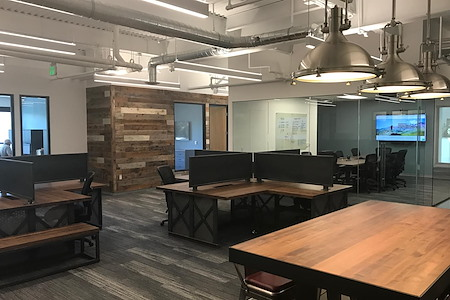 Awesome Modern Industrial Offices & Conference Room - Available space as a Bundle (up to 13)