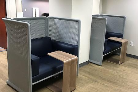 Office Evolution - Dunwoody - Shared Workspace Desks