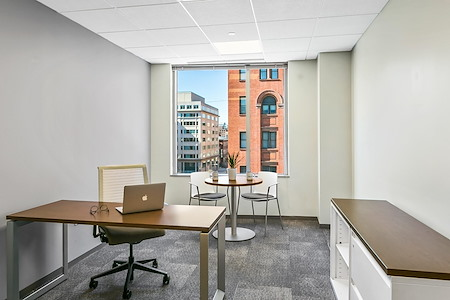 District Offices Capitol Hill - Private Window Office for 4