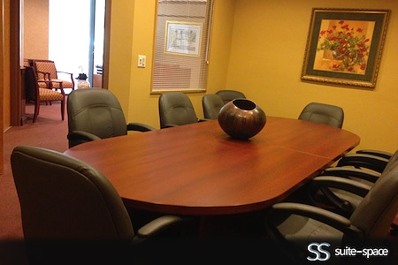 Suite-Space Private & Coworking Offices: Westchester NY - Conference Meeting Room