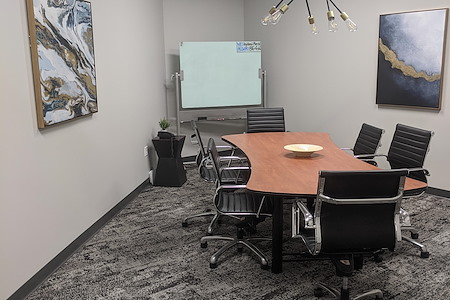 Highland-March Workspaces, Mansfield - The Marks Suite