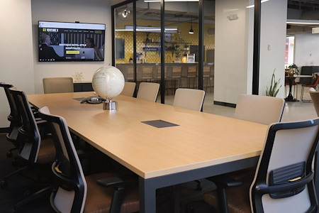 Venture X | Downtown Orlando - Large Meeting Room