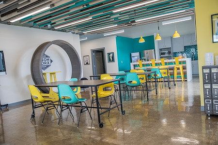 Union Worx Coworking - Day Pass