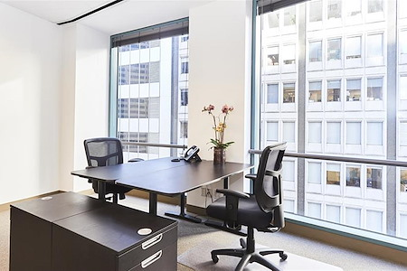 Raven Office Centers - 388 Market - Day Office 24
