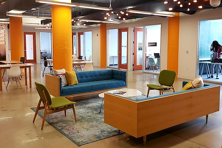Novel Coworking Jacksonville - Private Office