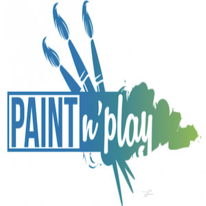 Logo of Paint n Play Art Studio
