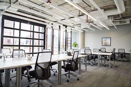 Regus- Spaces Makers Quarter - Office Suite for 20 Person Team