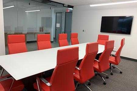 CityCentral East Plano - Executive Boardroom