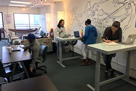 XLR8HI - Dedicated Desks