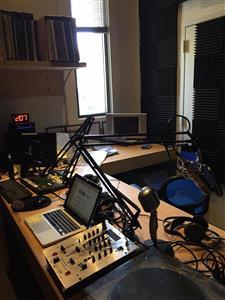 Logo of KDPI 88.5 Recording Studio