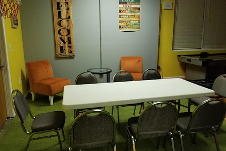 The 3 O' Clock Spot - Meeting Room 2