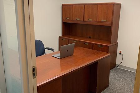 The CoLab @ 55 Merritt - Private Interior Offices